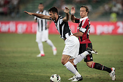 Bari (BA) 21.07.2012 - Trofeo Tim 2012. Juventus - Milan. Nella Foto: Vucinic (J) e Ambrosini (M)