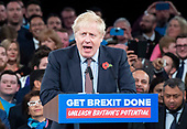 Conservatives General Election Launch 7th November 2019