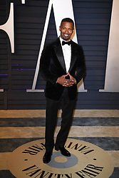 Jamie Foxx attending the 2019 Vanity Fair Oscar Party hosted by editor Radhika Jones held at the Wallis Annenberg Center for the Performing Arts on February 24, 2019 in Los Angeles, CA, USA. Photo by David Niviere/ABACAPRESS.COM