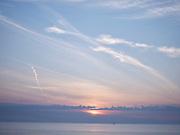 Zicht op de Noordzee vanaf het Zuiderstrand, Scheveningen, Den Haag | View on the North sea from the beach near Scheveningen, The Hague Beach
