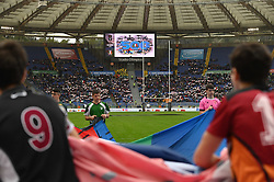 March 16, 2019 - Rome, Italy - RBS Six Nations Rugby Championship, Italia v Francia at the Olympic Stadium in Rome, on march 16, 2019  (Credit Image: © Silvia Lore/NurPhoto via ZUMA Press)