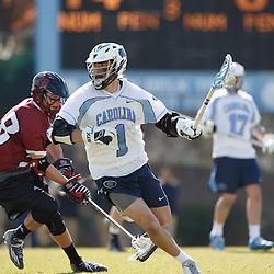 2015-02-14 UMass at North Carolina lacrosse