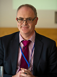 Pictured: Mark Taylor (Audit Scotland)<br /> <br /> Conference to examine impact of Brexit on Scottish businesses and public services. The event, organised by the Fraser of Allander Institute and Strathclyde Business School, heard from a numbers of speakers including Mark Taylor (Audit Scotland), John Edward (former head of Office in Scotland, the European Parliament, Professor Russel Griggs OBE, (Chair Scottish Government Independent Advisory Regulatory Review Group), Jenny Stewart (head of Infrastructure and Government KPMG), Lynda Towers (Director of public law Morton Fraser), Katerina Lisenkova (Head of economic modelling, Fraser of Allander Institute), Ian Wooton (Professor of Economics and Vice Dean (research) Strathclyde Business School), Alastair Ross FCIPR (assistant Director, Head of Public Policy Association of British Insurers) and  Scottish Brexit Minister Mike Russell<br /> <br /> Ger Harley   EEm 2 March 2017
