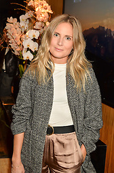 Blogger LUCY WILLIAMS at the Louis Vuitton for Unicef Event #MAKEAPROMISE held at The Apartment, 17-20 New Bond Street, London on 14th January 2016.
