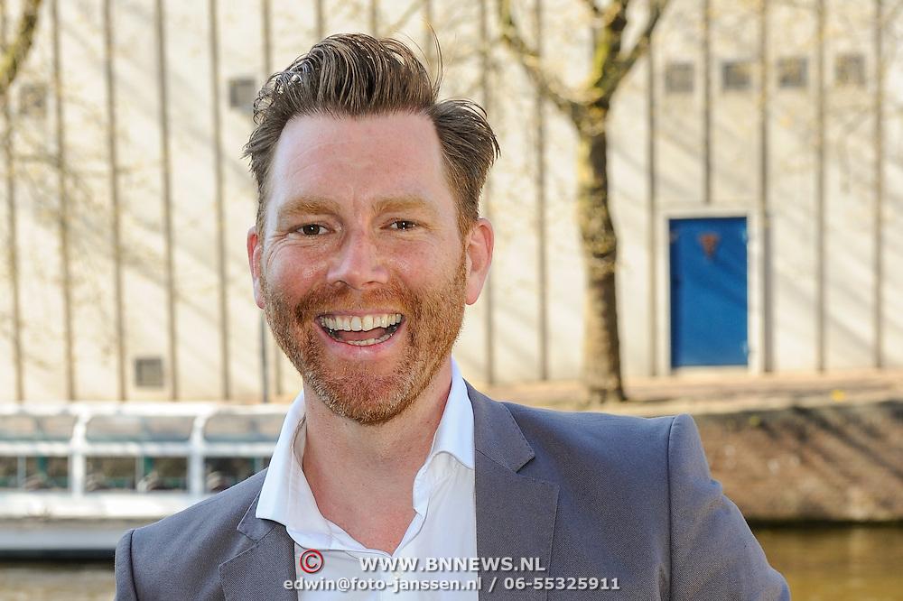 NLD/Amsterdam/20150420 - Presentatie L'Homo 2015, Sipke Jan Bousema