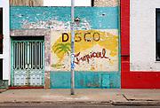 Small town disco, Las Pampas, Argentina