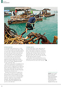 Assignment. Tin mining on Bangka Island, Indonesia. The island is destroyed by a tin fever, the consequence of the success of Smartphones and tablets. Thousands of miners are trying to have their share. (Indonesia)