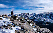 Trail Ridge Road is the heart of the park, and has amazing views like this.