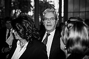 Claudio De Vincenti during the presentation of a project for the  economic development of Southern Italy. Rome 16 March 2017. Christian Mantuano / OneShot