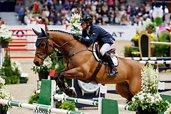 ereFlam Pal, NOR, Skjerabergs Larkin<br /> Gothenburg Horse Show FEI World Cups 2017<br /> © Hippo Foto - Stefan Lafrentz<br /> 26/02/17