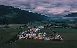 THEMENBILD - die Tauern Spa im Morgengrauen, aufgenommen am 23. September 2019 in Kaprun, Oesterreich // the Tauern Spa at dawn in Kaprun, Austria on 2019/09/23. EXPA Pictures © 2019, PhotoCredit: EXPA/ JFK
