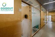 Encàrrec de fotografia corporativa pel laboratori Goodgut ubicat al parc científic i tecnològic de la universitat de Girona.