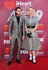2019 iHeartRadio Music Awards 03-14-2019