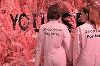 Klarna STYLE360 NYFW Hosts S by Serena Fashion Show
