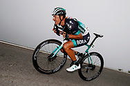 Marcus Burghardt (GER, Bora Hansgrohe) during the 73th Edition of the 2018 Tour of Spain, Vuelta Espana 2018, Stage 15 cycling race, 15th stage Ribera de Arriba - Lagos de Covadonga 178,2 km on September 9, 2018 in Spain - Photo Luca Bettini/ BettiniPhoto / ProSportsImages / DPPI