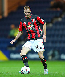 Shaun MacDonald of Bournemouth - Mandatory byline: Matt McNulty/JMP - 07966386802 - 22/09/2015 - FOOTBALL - Deepdale Stadium -Preston,England - Preston North End v Bournemouth - Capital One Cup - Third Round