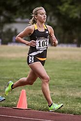 womens 5000 meters, Adrian Martinez Track Classic 2016