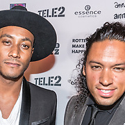 NLD/Rotterdam/20161102 - MTV Music Week Official Opening Party 2016, Sunnery James en Ryan Marciano