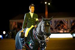 Delestre Simon, (FRA), Qlassic Bois Margot<br /> Global Champions Tour Antwerp 2016<br /> © Hippo Foto - Dirk Caremans<br /> 22/04/16