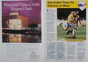 All Ireland Senior Hurling Championship - Final, .03.09.1995, 09.03.1995, 3rd September 1995, .03091995AISHCF, .Senior Clare v Offaly,.Minor Kilkenny v Cork,.Clare 1-13, Offaly 2-8, .Waterways Visitor Centre Ringsend Basin,
