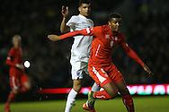 Manuel Akanji, Swiss U21 International during the UEFA European Championship Under 21 2017 Qualifier match between England and Switzerland at the American Express Community Stadium, Brighton and Hove, England on 16 November 2015.