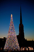 Christmas Lights Charleston