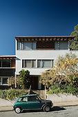 Kelburn Town Houses_Architecture Plus