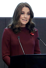 The Duchess of Cambridge attends Place2Be's School Leaders Forum - 8 Nov 2017