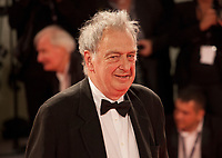 Stephen Frears at the premiere of the film Victoria & Abdul at the 74th Venice Film Festival, Sala Grande on Sunday 3 September 2017, Venice Lido, Italy.