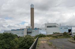 Edmonton waste incinerator
