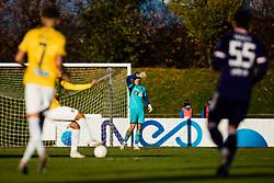 Igor Vekic of NK Bravo  during football match between NK Bravo and NK Maribor in 12th Round of Prva liga Telekom Slovenije 2020/21, on November 21, 2020 in Stadium ZAK, Ljubljana, Slovenia. Photo by Grega Valancic / Sportida
