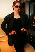 Alyssa wearing Jenni Kayne at the Jenni Kayne Presentation of Fall/Winter '09 Collection at 500 Park Avenue, New York, NY on February 11, 2009