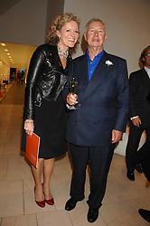 SIR TERENCE & LADY CONRAN at the 2007 Luxury Briefing Awards at B&B Italia, 250 Brompton Road, London SW3 on 4th October 2007.<br /><br />NON EXCLUSIVE - WORLD RIGHTS