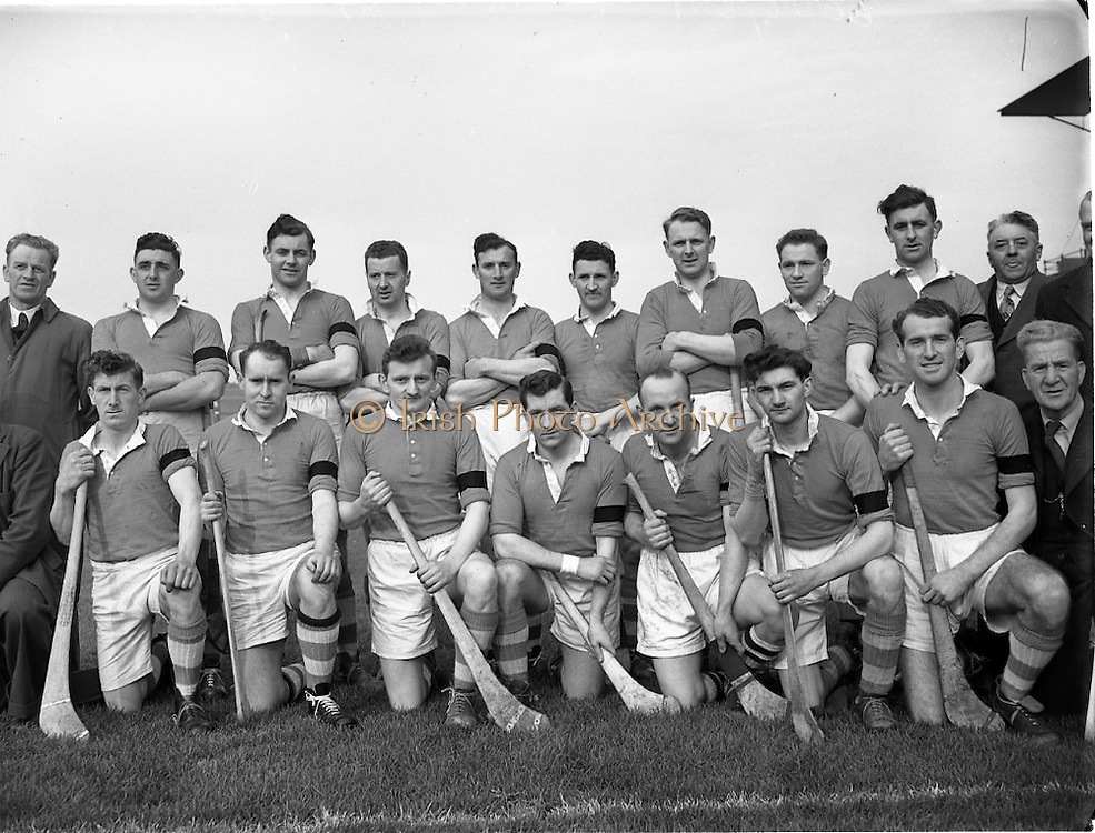 8/3/1953<br /> 3/8/1953<br /> 8 March 1953<br /> National Hurling League: Cork v Dublin at Croke Park.