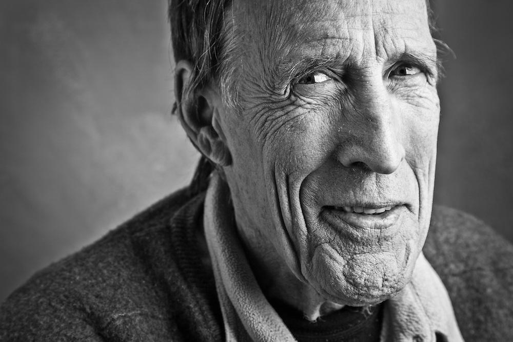 Alaska film maker, Bill Bacon, Anchorage