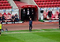 Football - 2020 / 2021 Sky Bet League One - Sunderland vs Northampton Town - Stadium of Light<br /> <br /> Northampton Town caretaker manager Jon Brady <br /> <br /> Credit : COLORSPORT/BRUCE WHITE