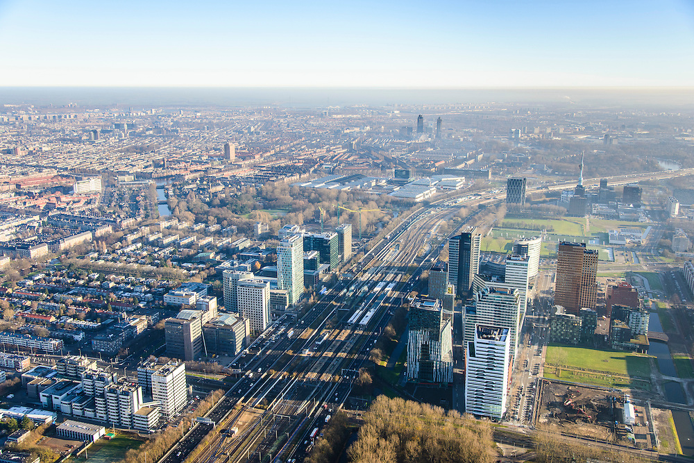 Nederland, Provincie, Plaats, 11-12-2013;<br /> <br /> QQQ<br /> luchtfoto (toeslag op standaard tarieven);<br /> aerial photo (additional fee required);<br /> copyright foto/photo Siebe Swart.