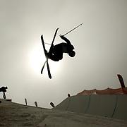 Freeski Halfpipe Winter Games