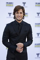 HOLLYWOOD, CA - OCTOBER 26: Diego Boneta attends the Telemundo's Latin American Music Awards 2017 held at Dolby Theatre on October 26, 2017. Byline, credit, TV usage, web usage or linkback must read SILVEXPHOTO.COM. Failure to byline correctly will incur double the agreed fee. Tel: +1 714 504 6870.