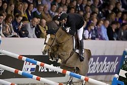 Lamaze Eric (CAN) - Coriana van Klapscheut<br /> Rolex FEI World Cup™ Jumping Final 2012<br /> 'S Hertogenbosch 2012<br /> © Dirk Caremans