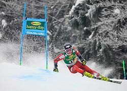 Marcus Monsen of Norway during 1st run of Men's GiantSlalom race of FIS Alpine Ski World Cup 57th Vitranc Cup 2018, on March 3, 2018 in Kranjska Gora, Slovenia. Photo by Ziga Zupan / Sportida