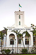 St. Andrews Kirk Presbyterian Church, Nassau, Bahamas, Caribbean