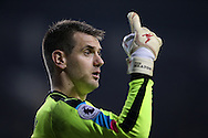 Burnley's Tom Heaton in action during the Premier League match at White Hart Lane Stadium, London. Picture date December 18th, 2016 Pic David Klein/Sportimage
