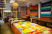 Interior Barefoot textile shop, Colombo, Sri Lanka, Asia