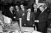 1962 - British Railways staff visit W. D.& H. O. Wills