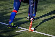 BILTHOVEN -  Hoofdklasse competitiewedstrijd dames, SCHC v hdm, seizoen 2020-2021.<br /> Foto: Stick Grays