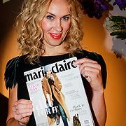 NLD/Amsterdam/20131014 -  Marie Claire Starters Award 2013, Claudia Straatmans