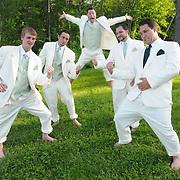 June 8, 2008. Family Wedding image.