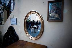 FOGGIA 17 Ottobre 2011.Visita a Foggia e provincia..Pugòlia Experience 2011.Apulia Film Commission.
