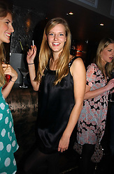OLIVIA HUNT at a party to celebrate the opening of Kitts nightclub, 7-12 Sloane Square, London on 7th December 2006.<br /><br />NON EXCLUSIVE - WORLD RIGHTS